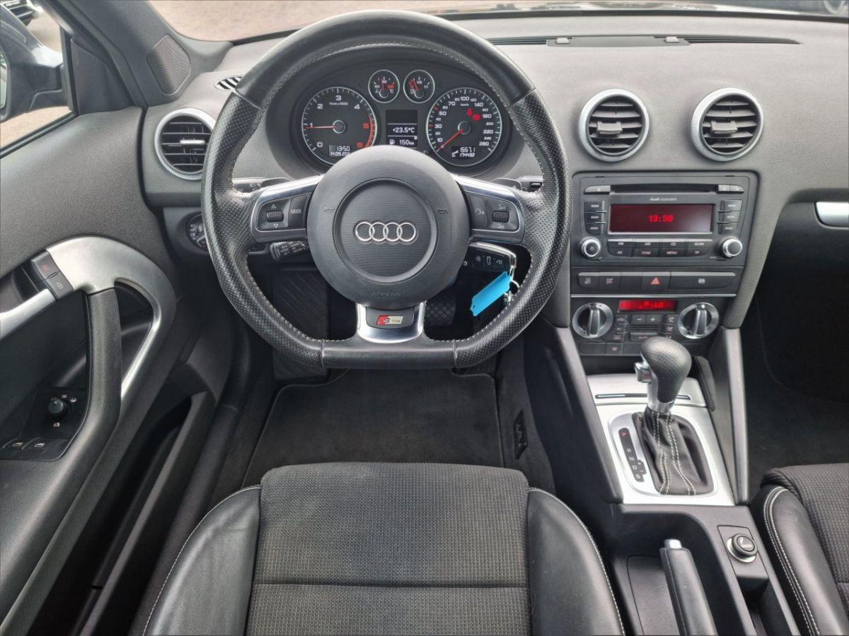 Audi A3 II 2.0 TDI 140ch DPF S line Plus S tronic 6 3p ANTHRACITE - 18