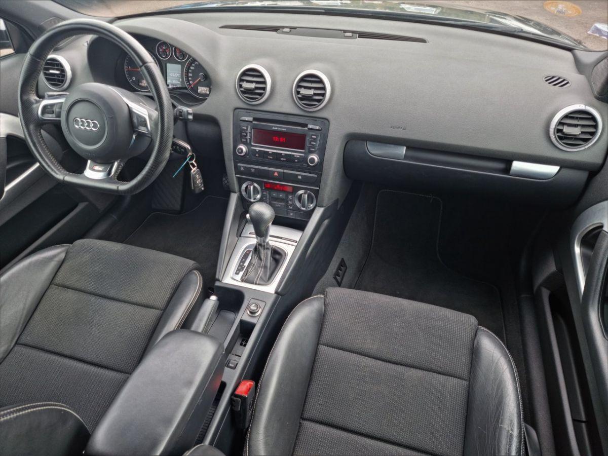 Audi A3 II 2.0 TDI 140ch DPF S line Plus S tronic 6 3p ANTHRACITE - 24