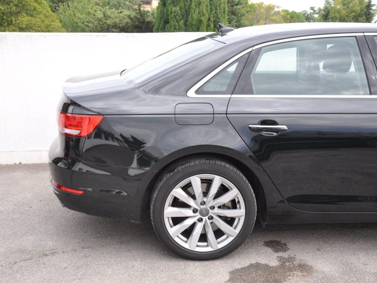 Audi A4 2.0 TFSI 252 S Tronic 7 Quattro S Line Noir - 7