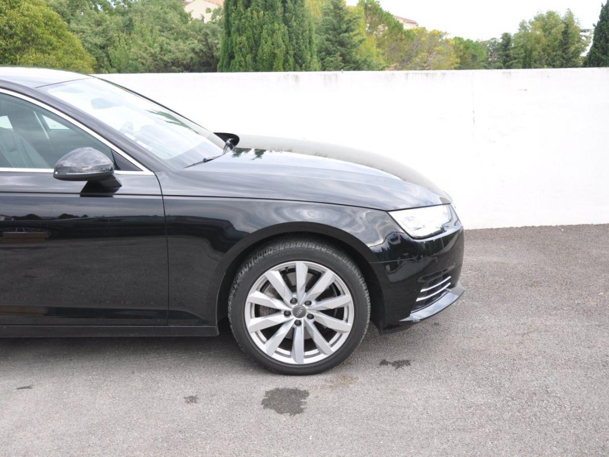 Audi A4 2.0 TFSI 252 S Tronic 7 Quattro S Line Noir - 8