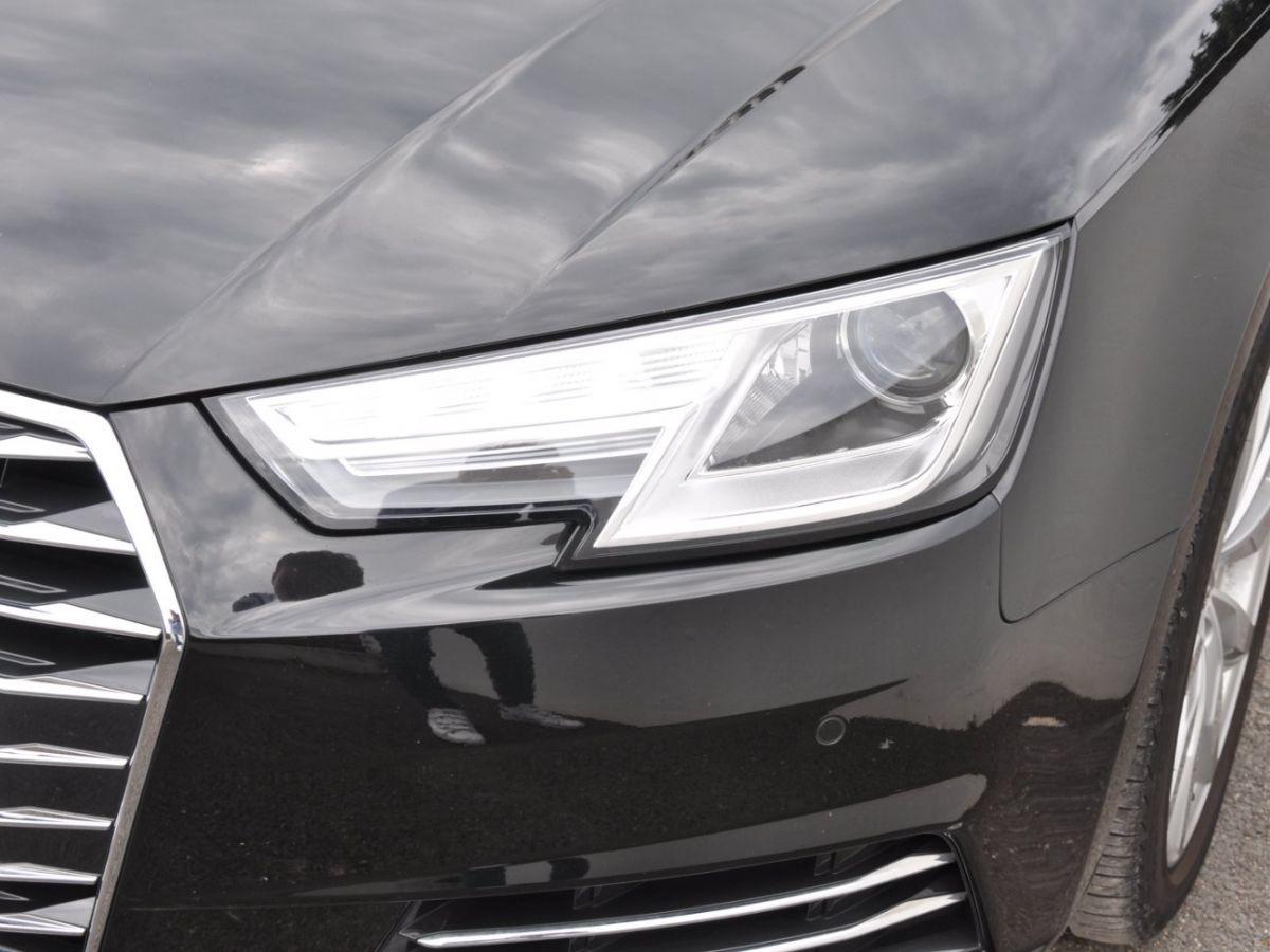Audi A4 2.0 TFSI 252 S Tronic 7 Quattro S Line Noir - 9
