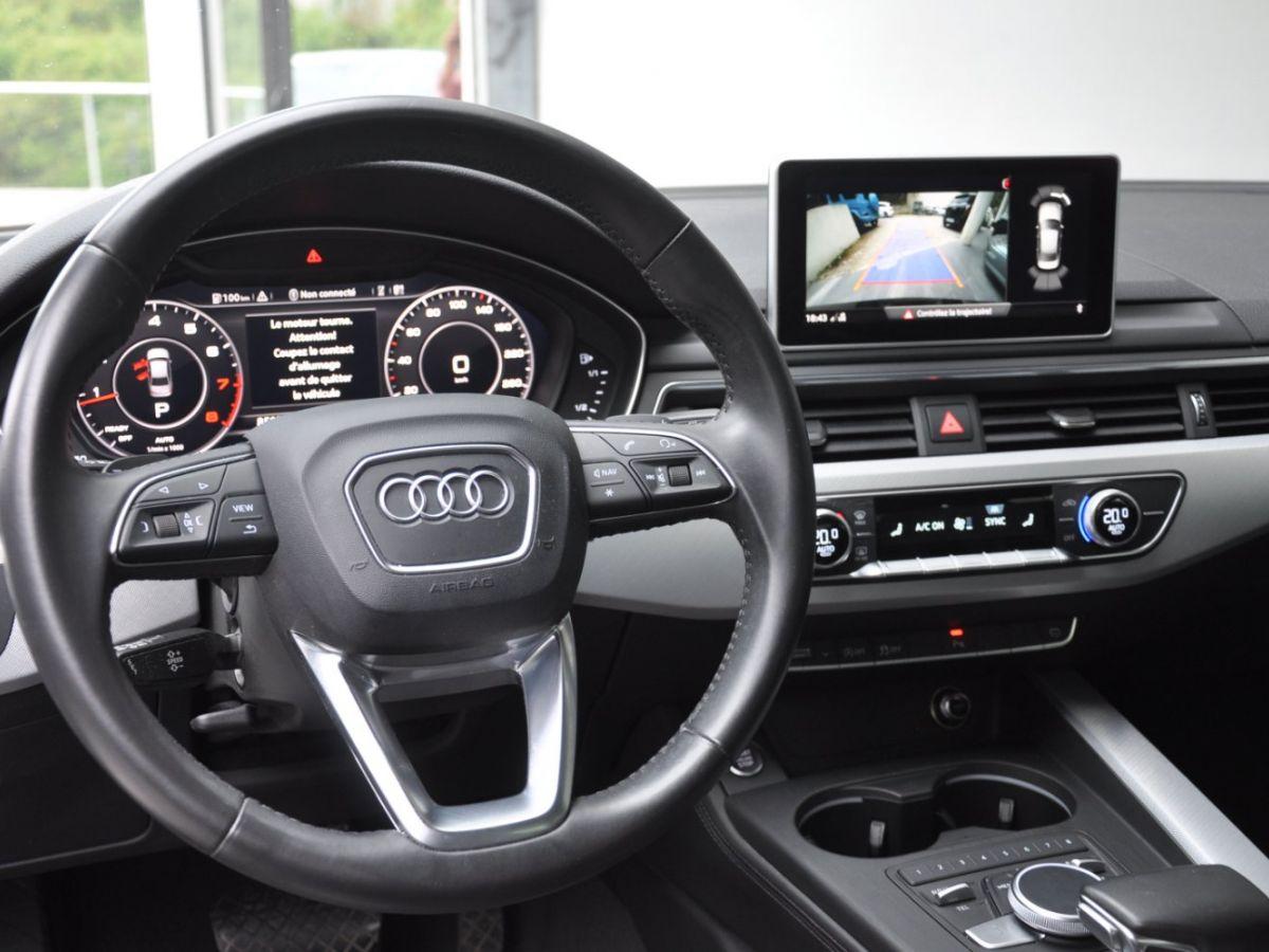 Audi A4 2.0 TFSI 252 S Tronic 7 Quattro S Line Noir - 15