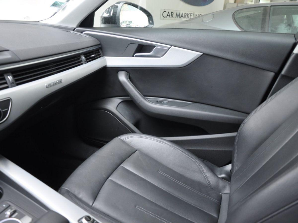 Audi A4 2.0 TFSI 252 S Tronic 7 Quattro S Line Noir - 18