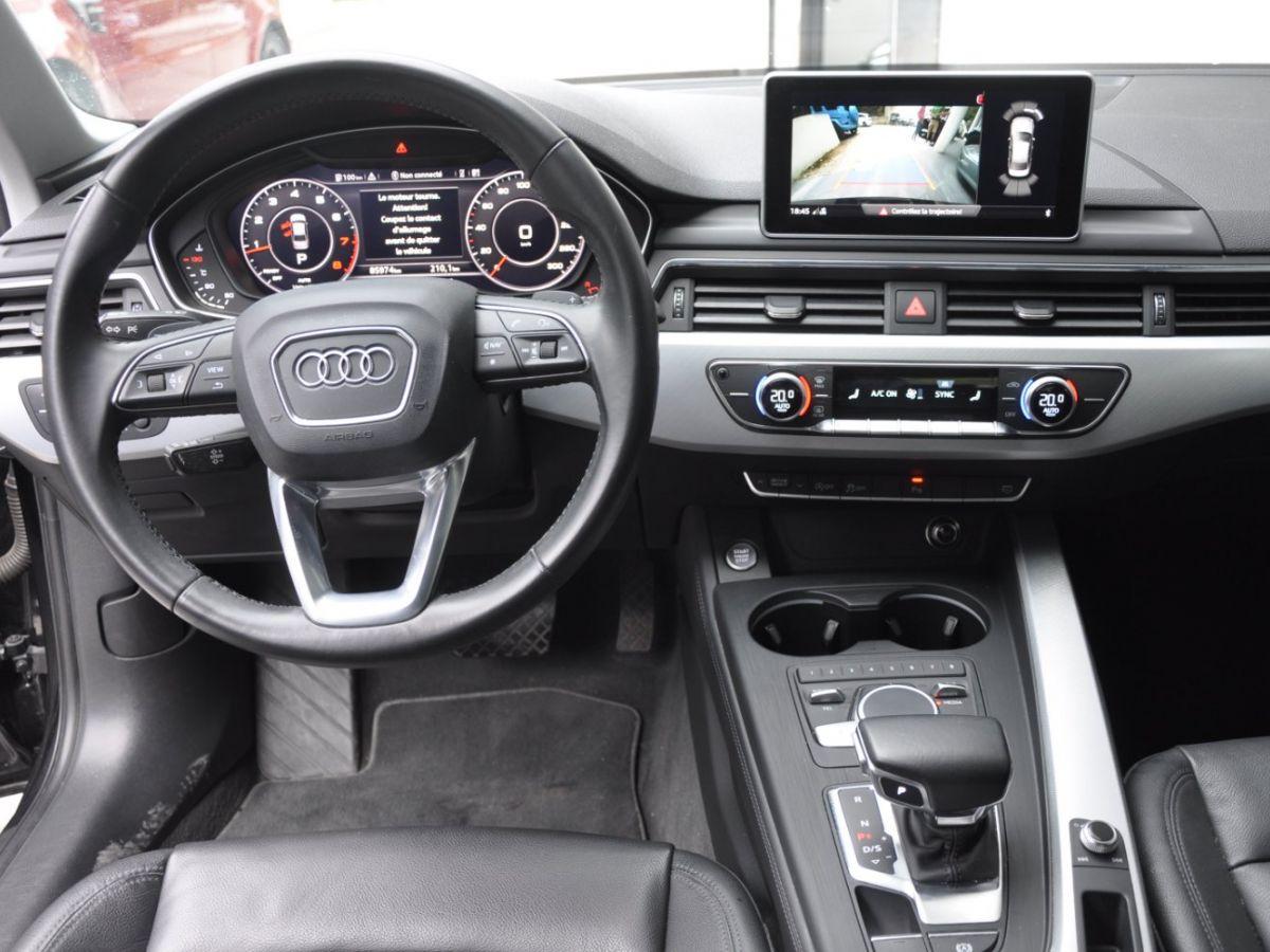 Audi A4 2.0 TFSI 252 S Tronic 7 Quattro S Line Noir - 20