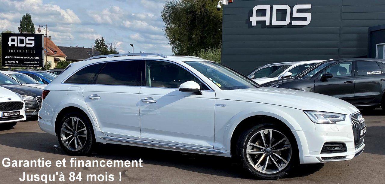 Audi A4 Allroad 2.0 TDI 190ch Design Luxe quattro Str Occasion