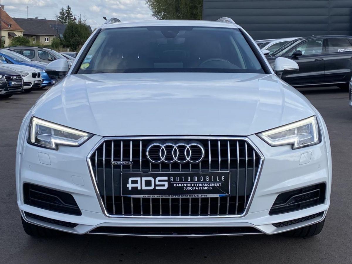 Audi A4 Allroad 2.0 TDI 190ch Design Luxe quattro Str BLANC - 2