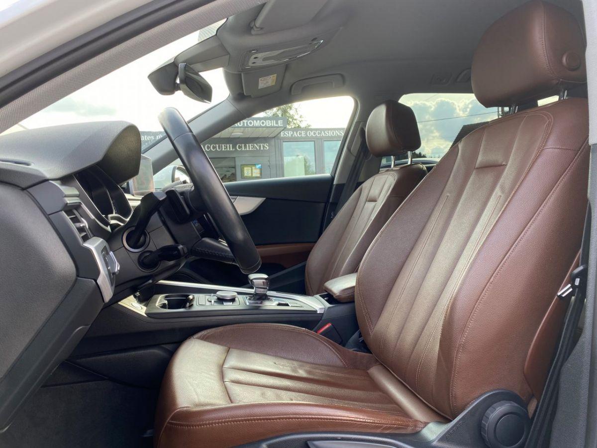 Audi A4 Allroad 2.0 TDI 190ch Design Luxe quattro Str BLANC - 13