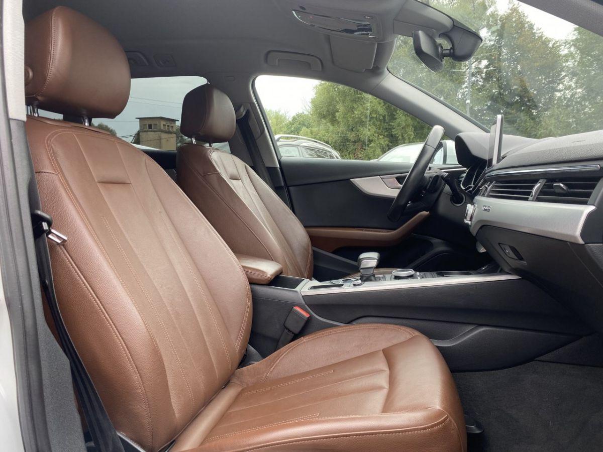 Audi A4 Allroad 2.0 TDI 190ch Design Luxe quattro Str BLANC - 15