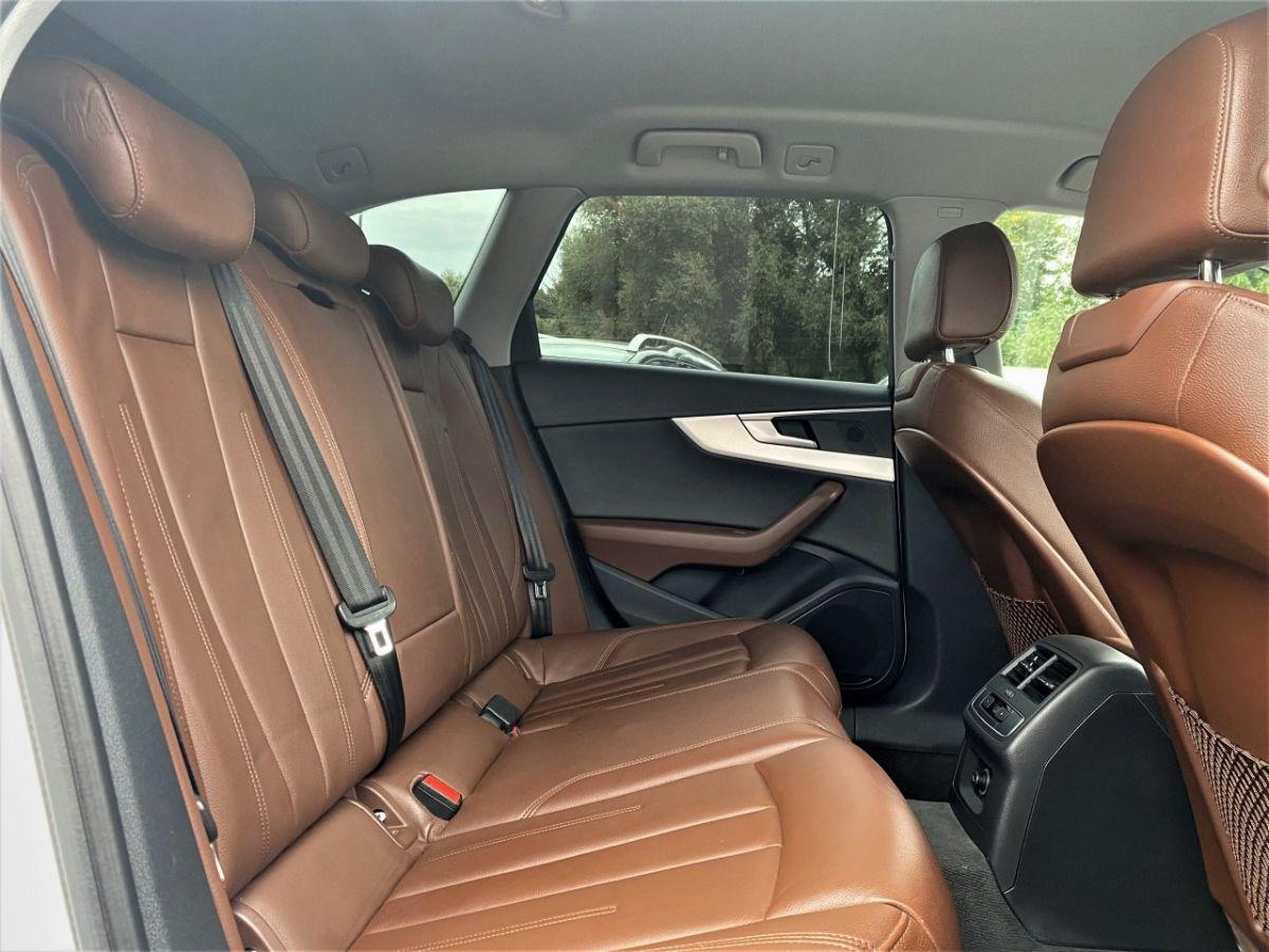 Audi A4 Allroad 2.0 TDI 190ch Design Luxe quattro Str BLANC - 16