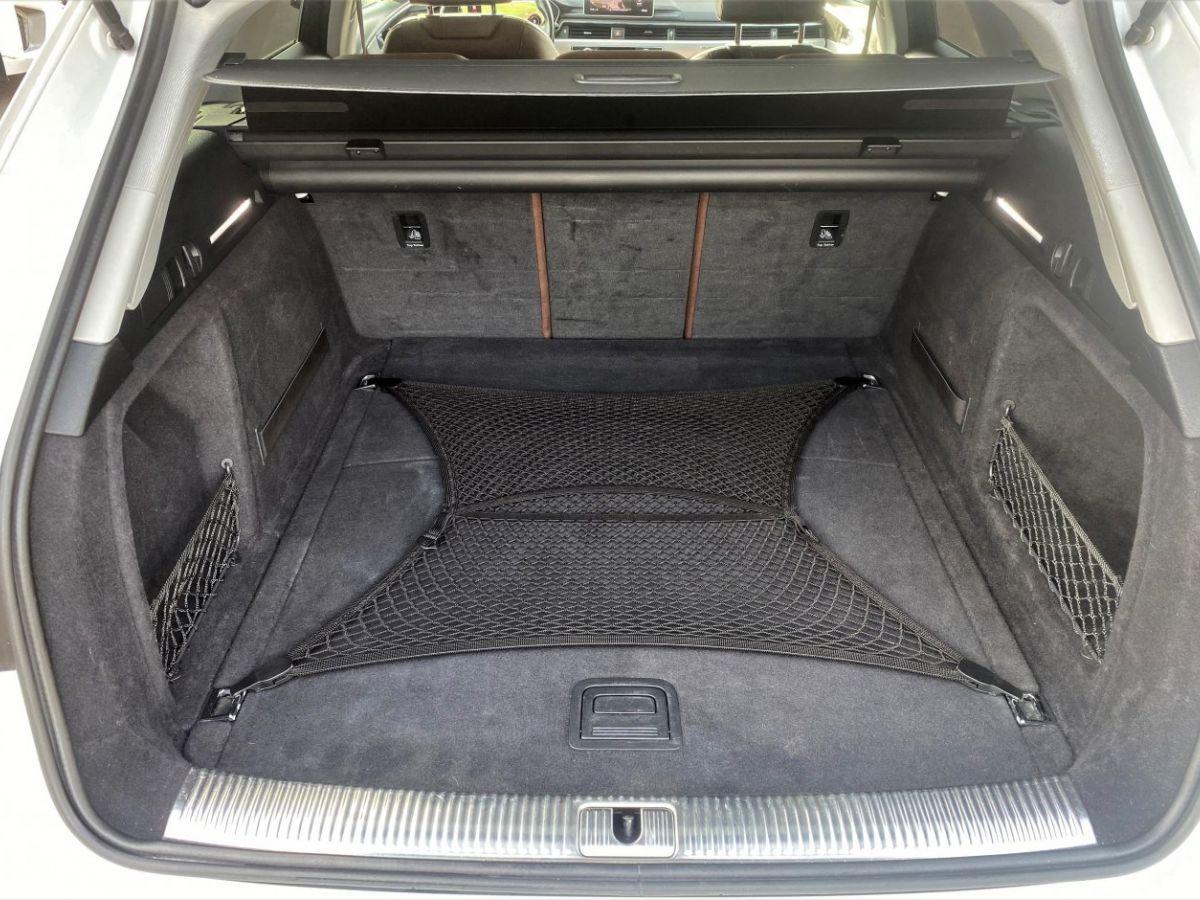 Audi A4 Allroad 2.0 TDI 190ch Design Luxe quattro Str BLANC - 19
