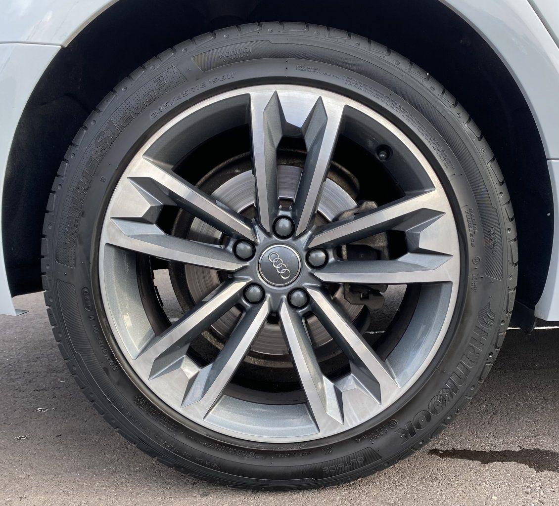 Audi A4 Allroad 2.0 TDI 190ch Design Luxe quattro Str BLANC - 20