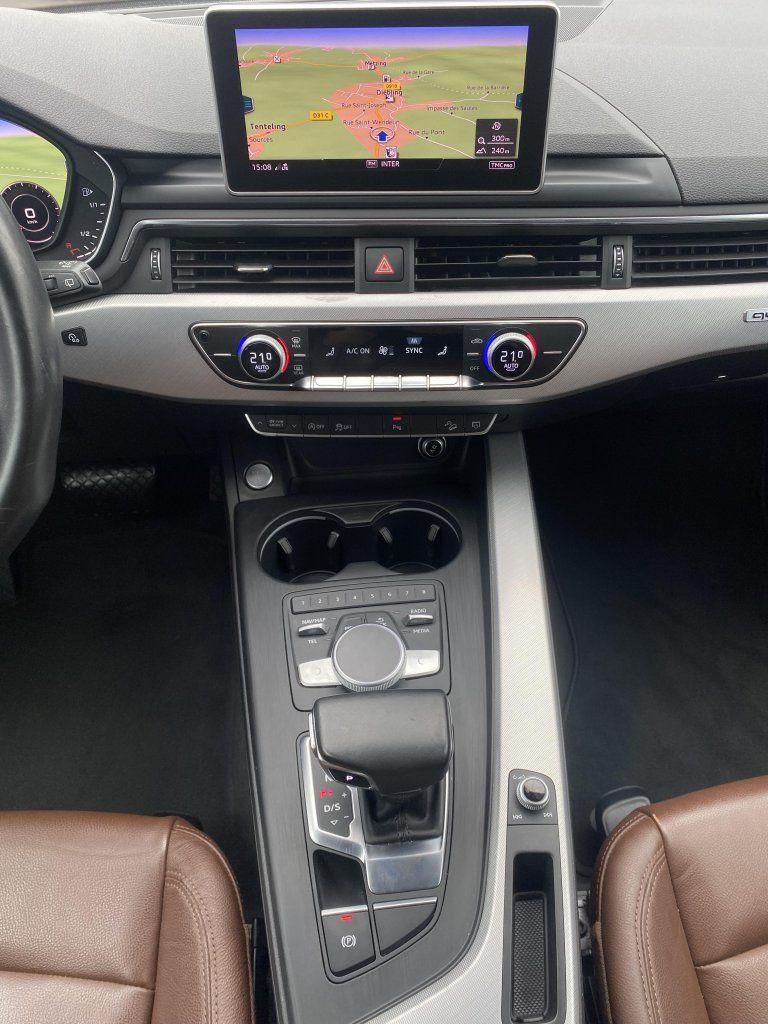 Audi A4 Allroad 2.0 TDI 190ch Design Luxe quattro Str BLANC - 22