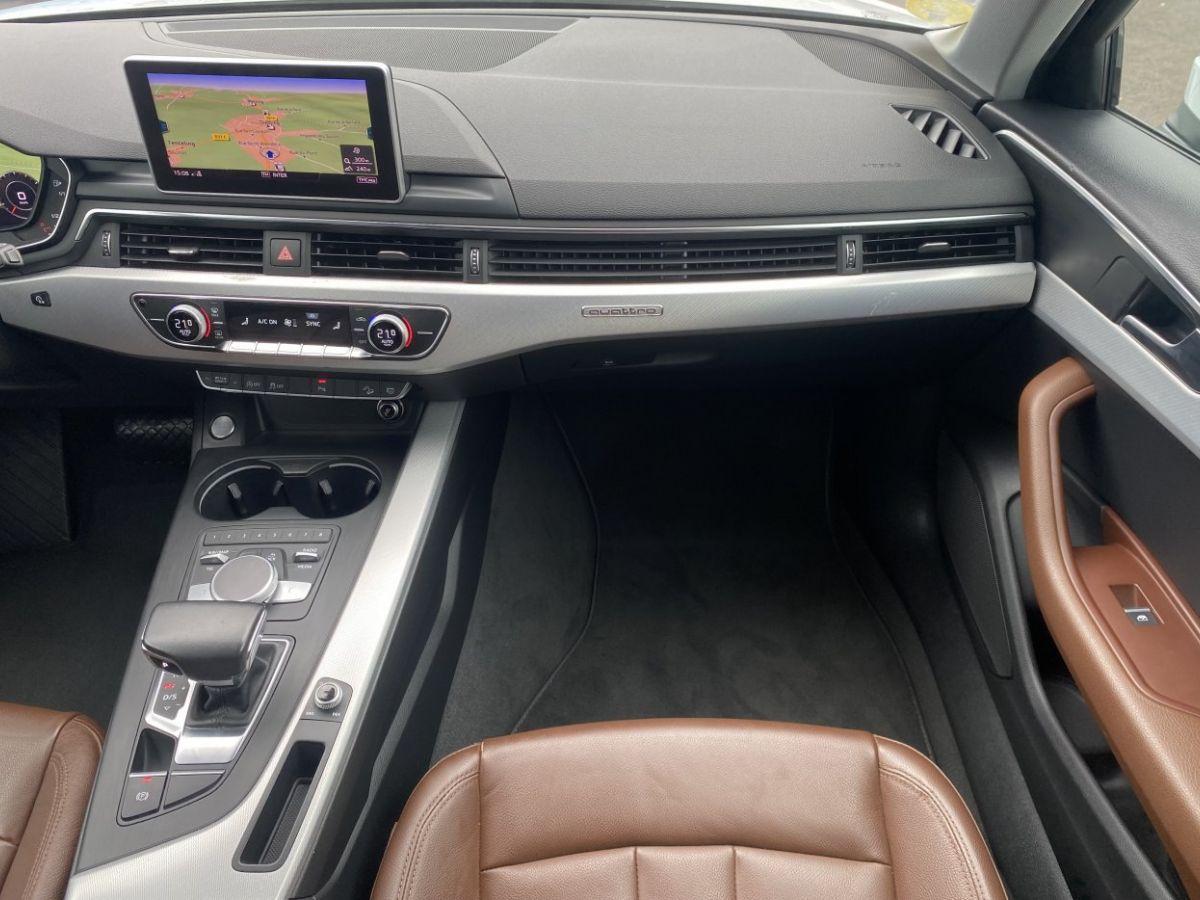 Audi A4 Allroad 2.0 TDI 190ch Design Luxe quattro Str BLANC - 23
