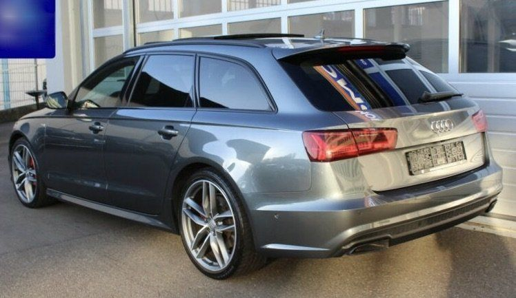Audi A6 Competition Boost