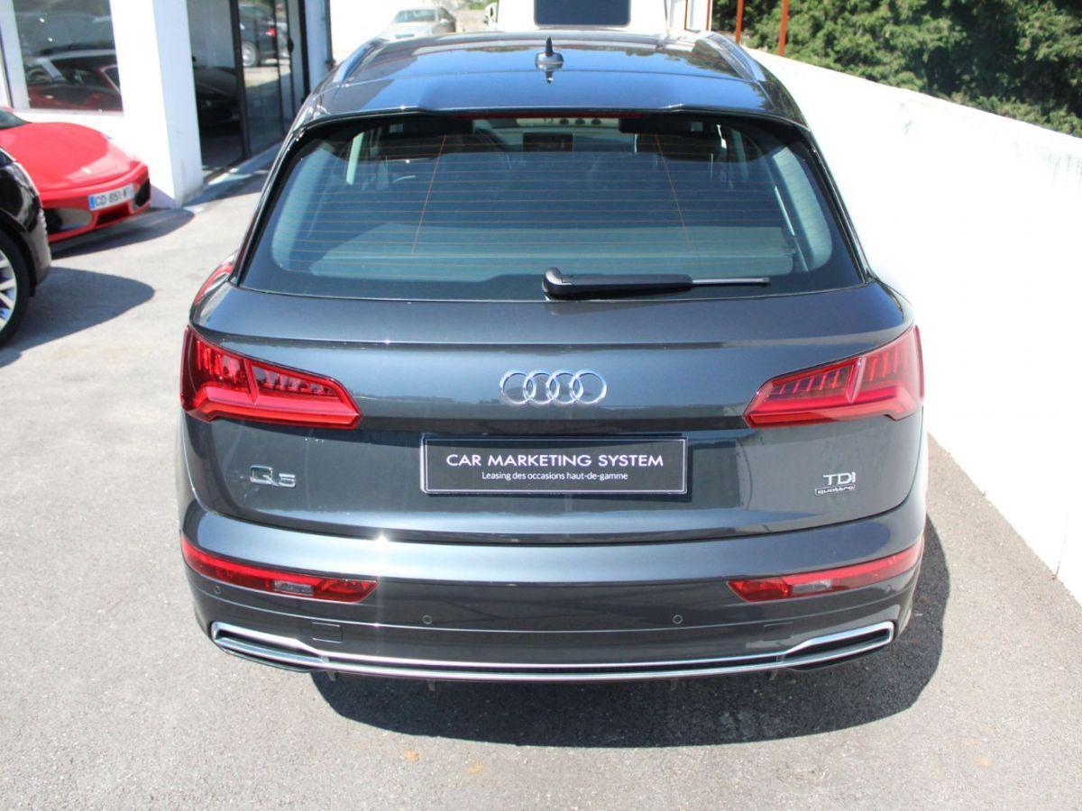 Audi Q5 2.0 TDI 163 S tronic 7 Quattro Gris Foncé - 6