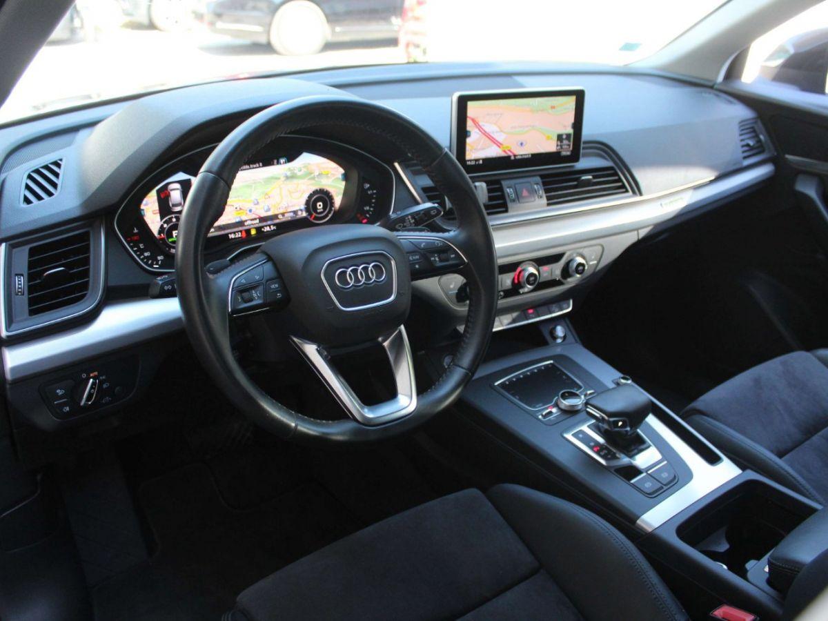 Audi Q5 2.0 TDI 163 S tronic 7 Quattro Gris Foncé - 8