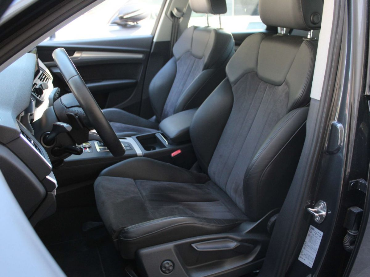 Audi Q5 2.0 TDI 163 S tronic 7 Quattro Gris Foncé - 9