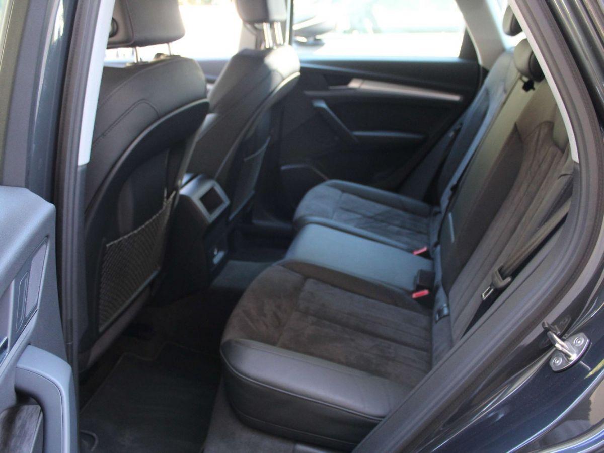 Audi Q5 2.0 TDI 163 S tronic 7 Quattro Gris Foncé - 10
