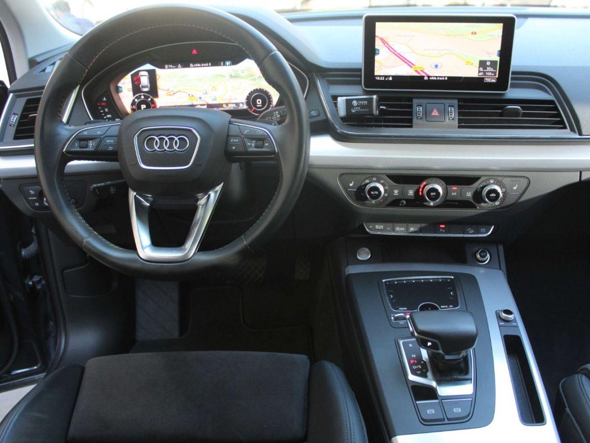 Audi Q5 2.0 TDI 163 S tronic 7 Quattro Gris Foncé - 11