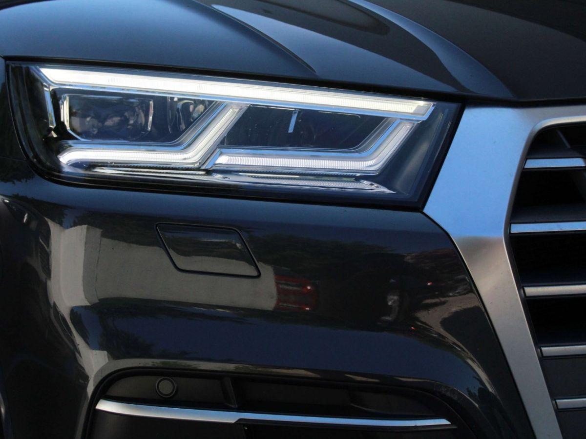 Audi Q5 2.0 TDI 163 S tronic 7 Quattro Gris Foncé - 13