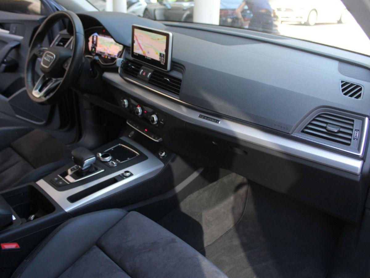Audi Q5 2.0 TDI 163 S tronic 7 Quattro Gris Foncé - 14