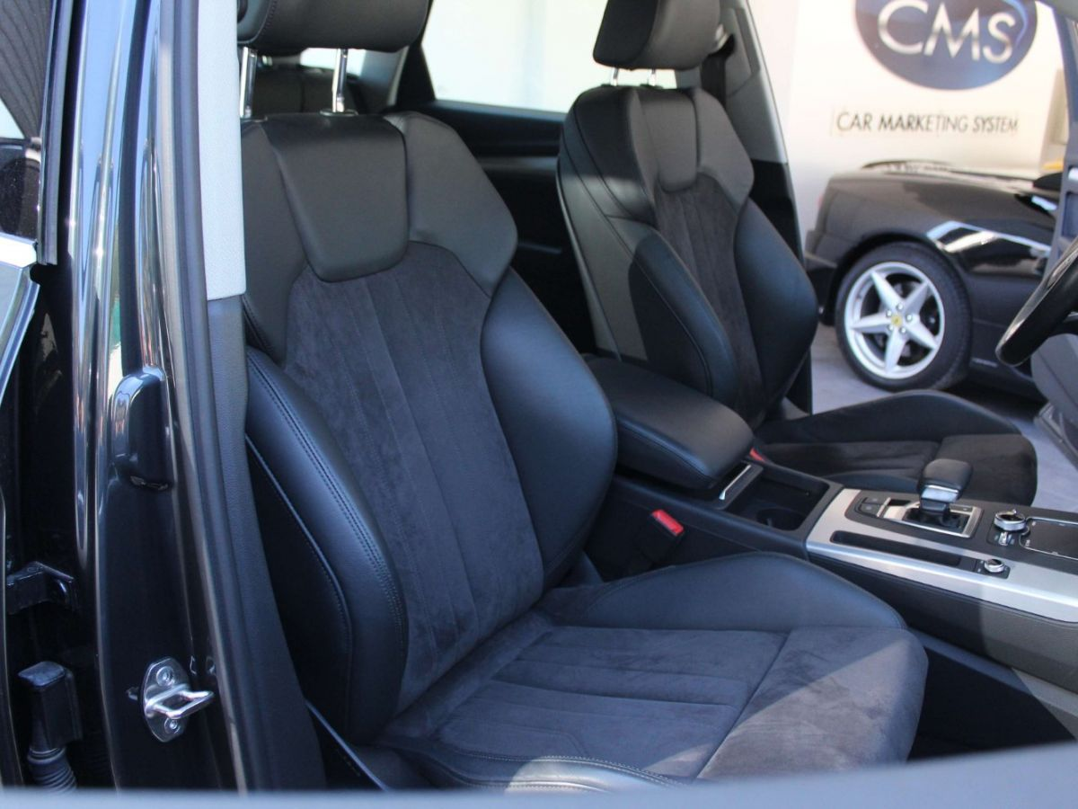 Audi Q5 2.0 TDI 163 S tronic 7 Quattro Gris Foncé - 15