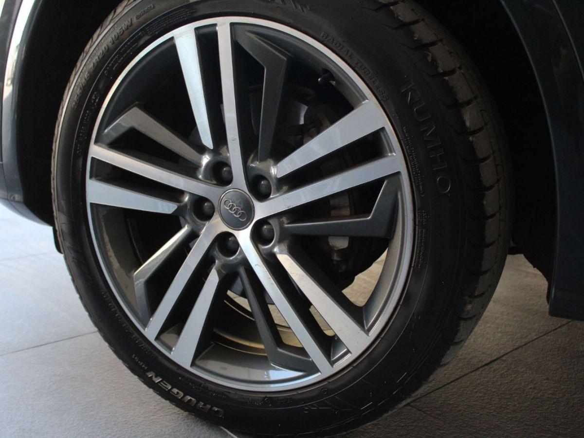 Audi Q5 2.0 TDI 163 S tronic 7 Quattro Gris Foncé - 17
