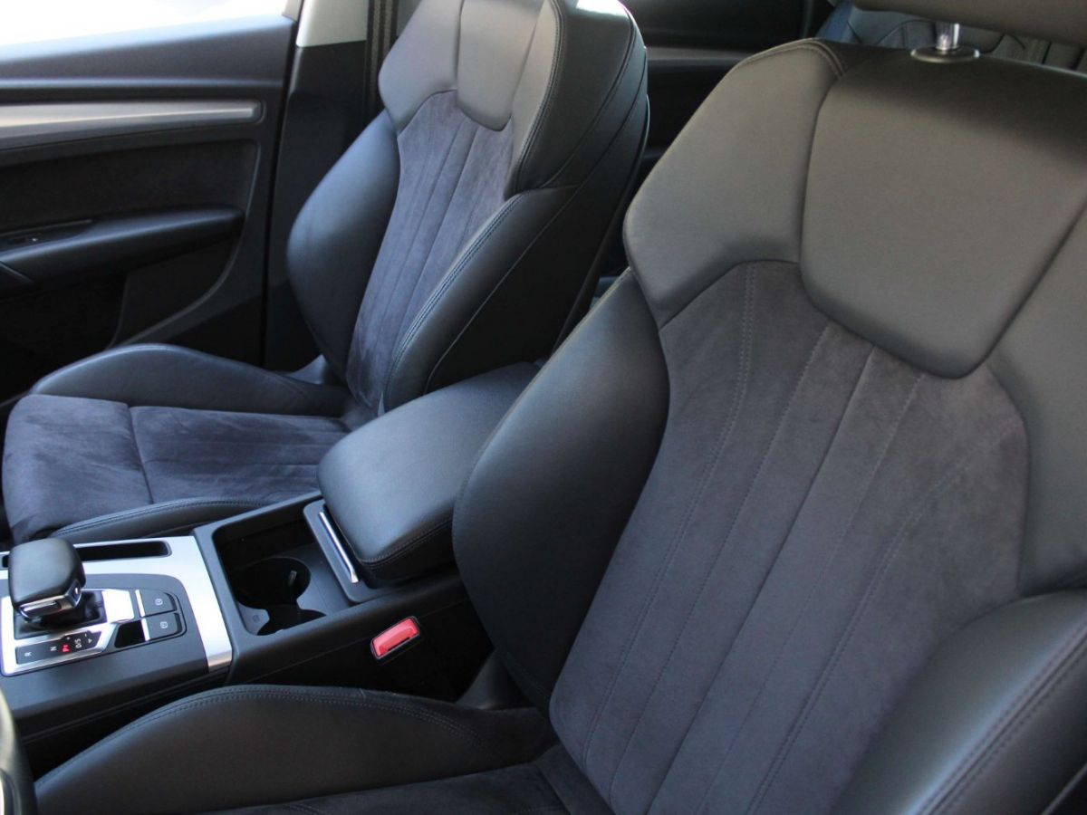 Audi Q5 2.0 TDI 163 S tronic 7 Quattro Gris Foncé - 19