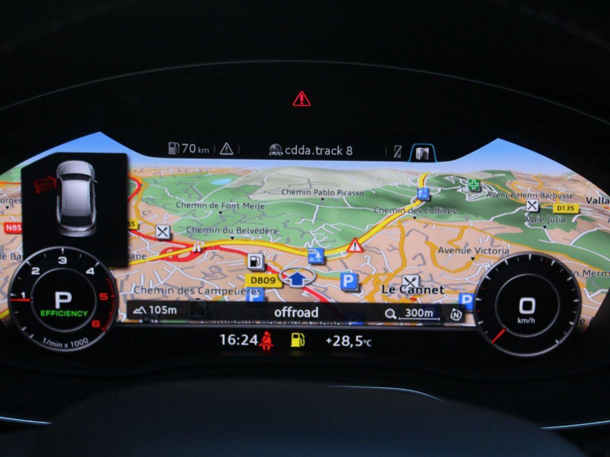 Audi Q5 2.0 TDI 163 S tronic 7 Quattro Gris Foncé - 21