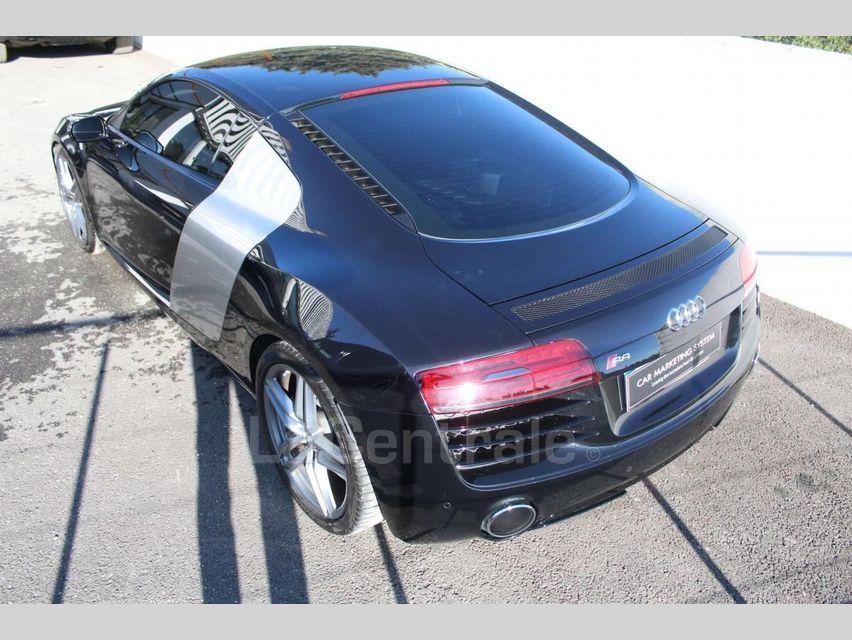 Audi R8 (2) COUPE 4.2 V8 FSI 430 S TRONIC 7 Noir - 4