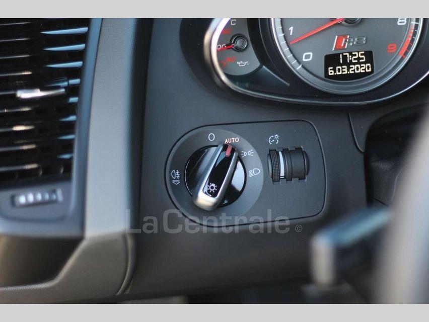 Audi R8 (2) COUPE 4.2 V8 FSI 430 S TRONIC 7 Noir - 8