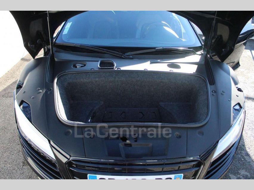 Audi R8 (2) COUPE 4.2 V8 FSI 430 S TRONIC 7 Noir - 12