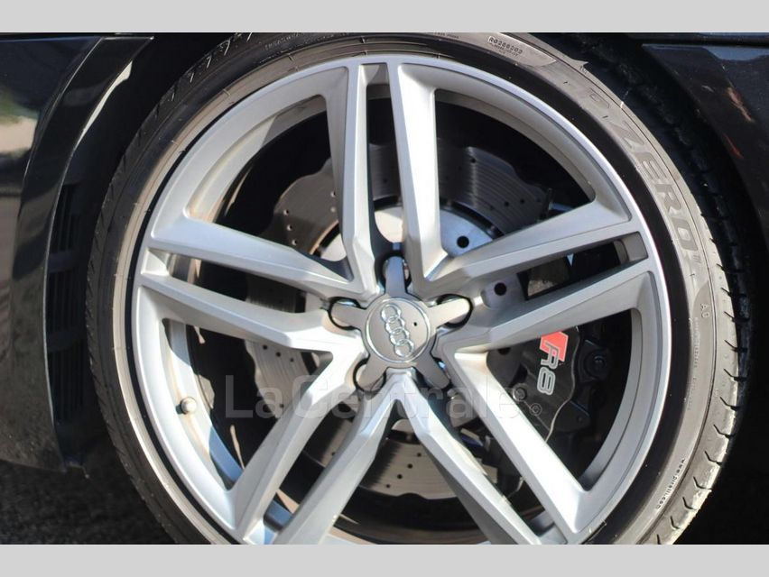 Audi R8 (2) COUPE 4.2 V8 FSI 430 S TRONIC 7 Noir - 14