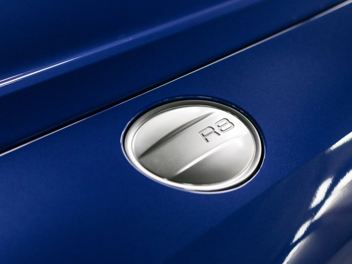 Audi R8 Spyder AUDI R8 II SPYDER 5.2 V10 PLUS FSI QUATTRO S TRONIC Bleu Métallisé - 19
