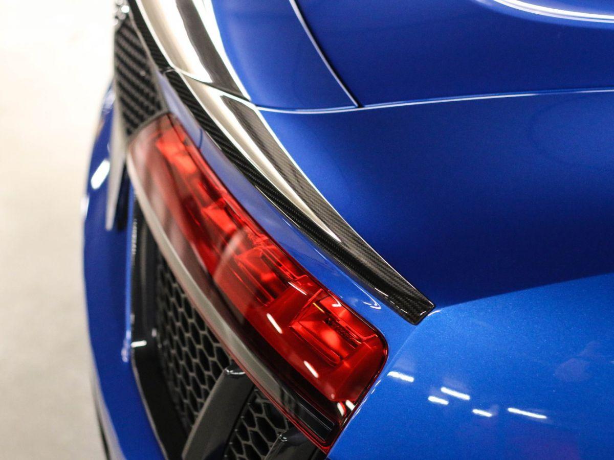 Audi R8 Spyder AUDI R8 II SPYDER 5.2 V10 PLUS FSI QUATTRO S TRONIC Bleu Métallisé - 21