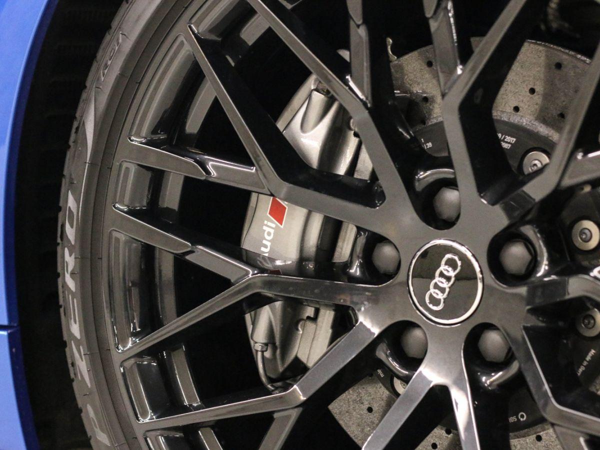 Audi R8 Spyder AUDI R8 II SPYDER 5.2 V10 PLUS FSI QUATTRO S TRONIC Bleu Métallisé - 31