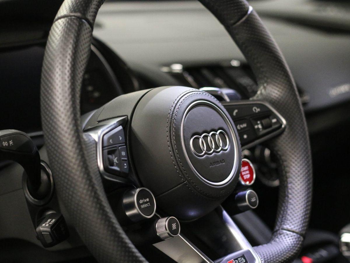 Audi R8 Spyder AUDI R8 II SPYDER 5.2 V10 PLUS FSI QUATTRO S TRONIC Bleu Métallisé - 32
