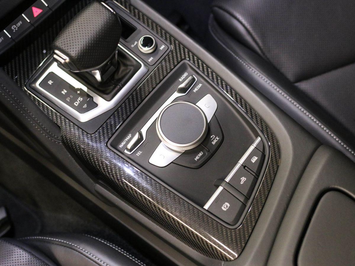 Audi R8 Spyder AUDI R8 II SPYDER 5.2 V10 PLUS FSI QUATTRO S TRONIC Bleu Métallisé - 33