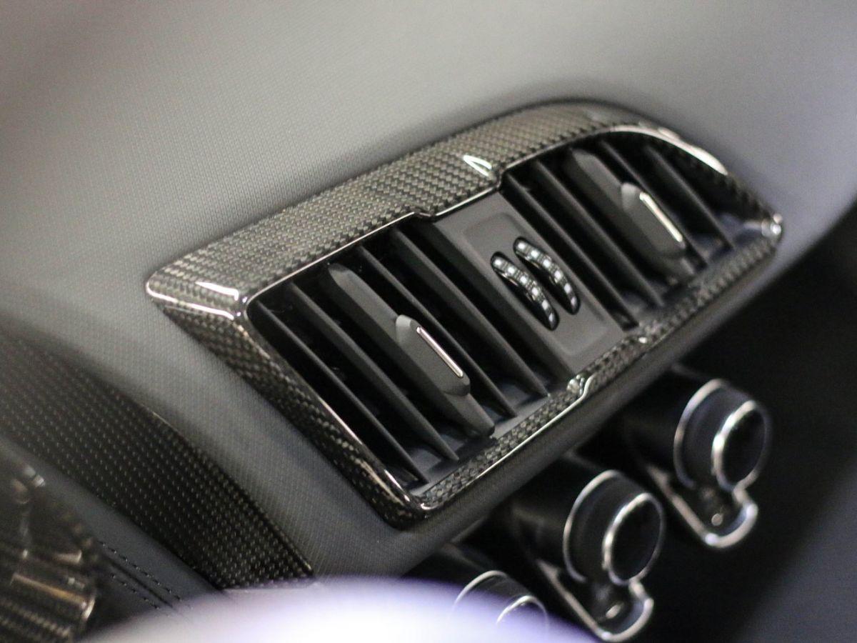 Audi R8 Spyder AUDI R8 II SPYDER 5.2 V10 PLUS FSI QUATTRO S TRONIC Bleu Métallisé - 34
