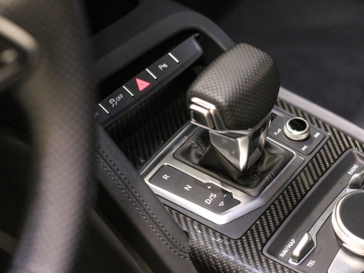 Audi R8 Spyder AUDI R8 II SPYDER 5.2 V10 PLUS FSI QUATTRO S TRONIC Bleu Métallisé - 37