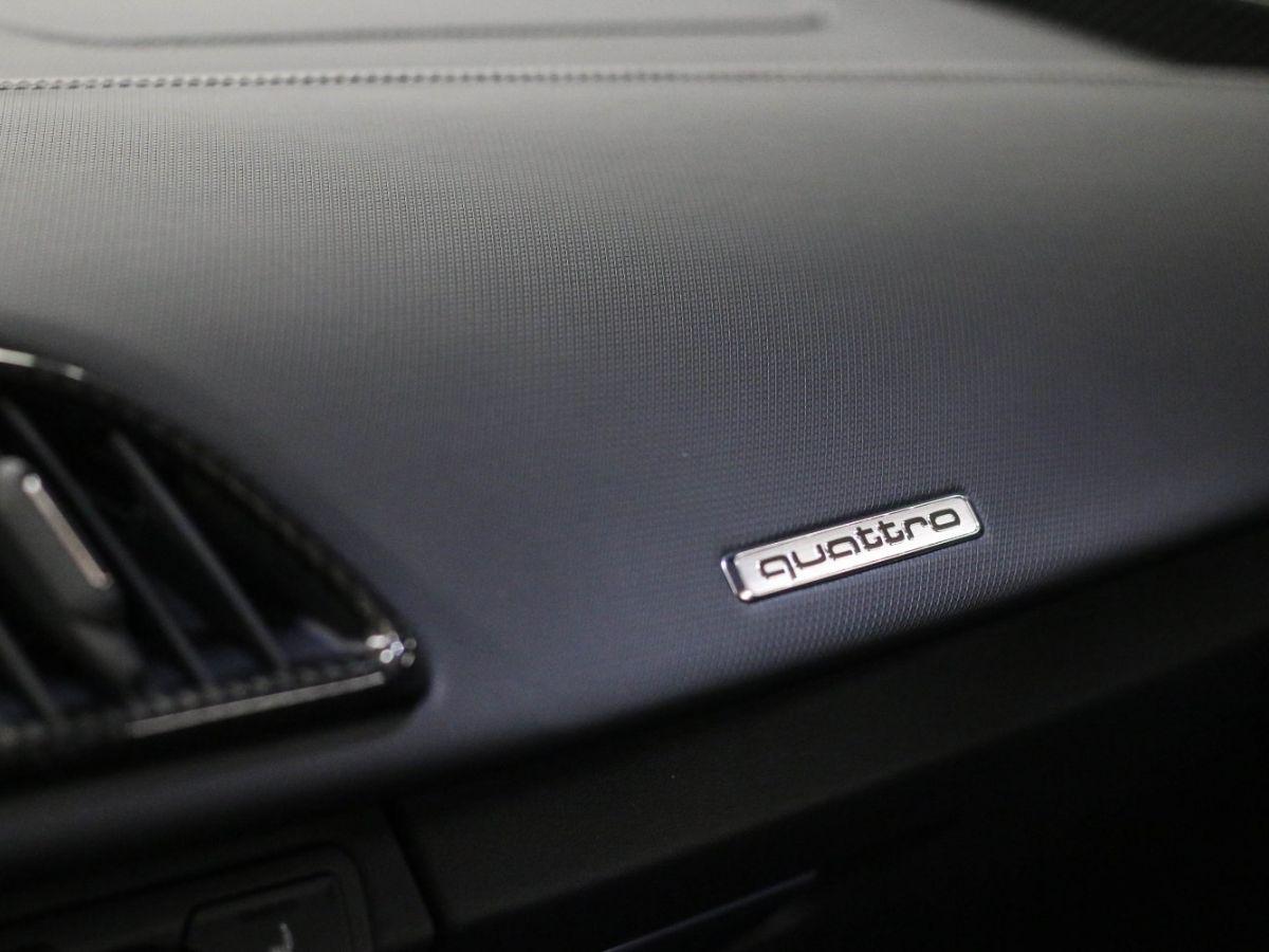 Audi R8 Spyder AUDI R8 II SPYDER 5.2 V10 PLUS FSI QUATTRO S TRONIC Bleu Métallisé - 39