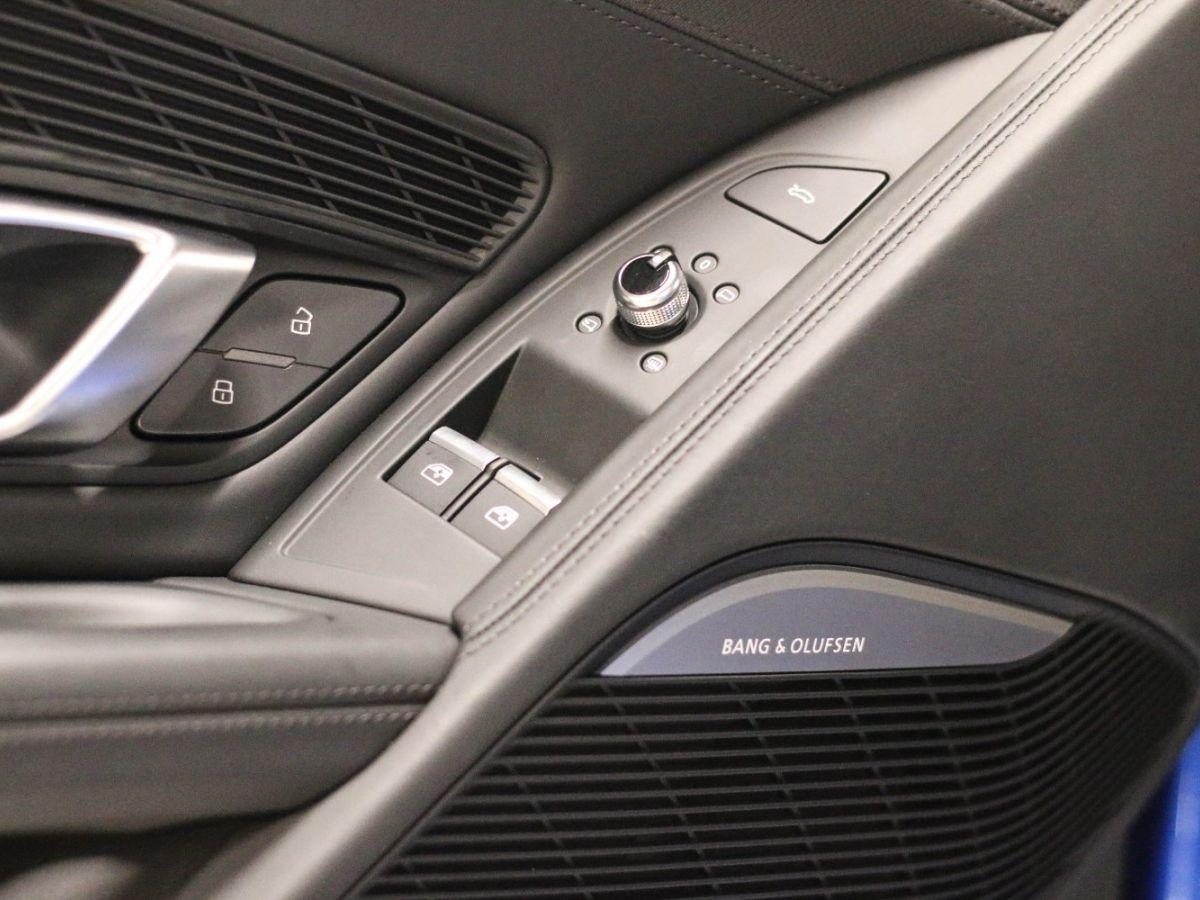Audi R8 Spyder AUDI R8 II SPYDER 5.2 V10 PLUS FSI QUATTRO S TRONIC Bleu Métallisé - 41