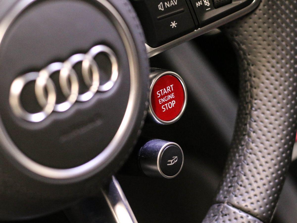 Audi R8 Spyder AUDI R8 II SPYDER 5.2 V10 PLUS FSI QUATTRO S TRONIC Bleu Métallisé - 44