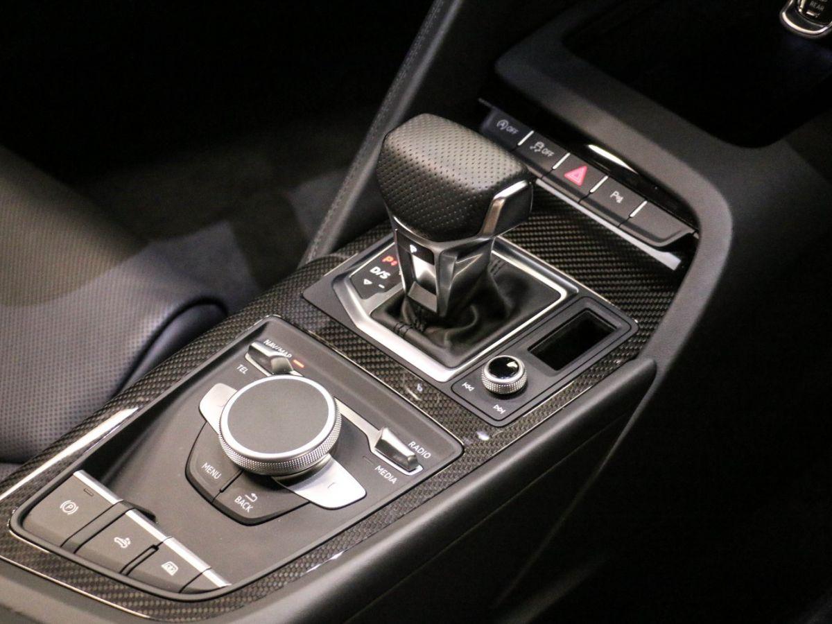 Audi R8 Spyder AUDI R8 II SPYDER 5.2 V10 PLUS FSI QUATTRO S TRONIC Bleu Métallisé - 59