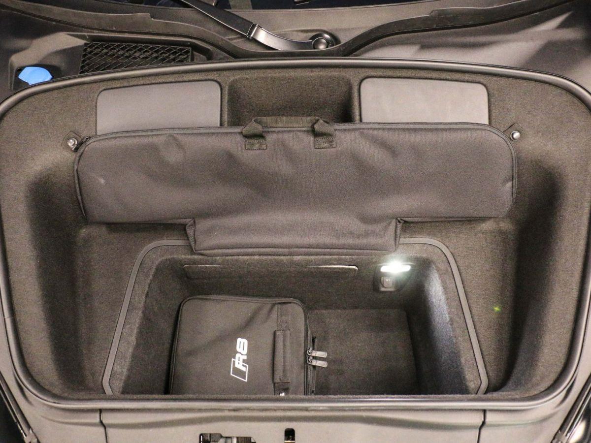 Audi R8 Spyder AUDI R8 II SPYDER 5.2 V10 PLUS FSI QUATTRO S TRONIC Bleu Métallisé - 61
