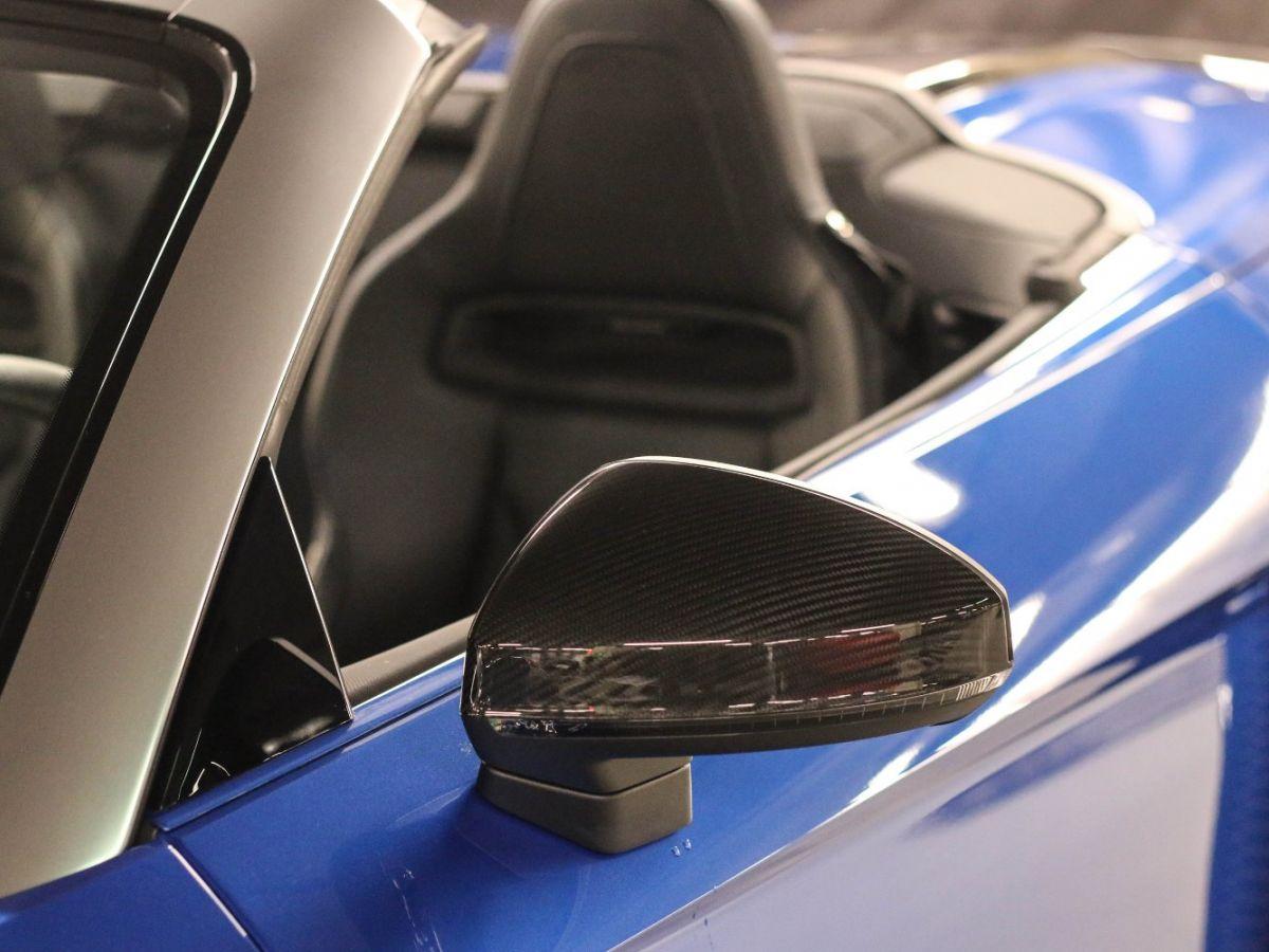 Audi R8 Spyder AUDI R8 II SPYDER 5.2 V10 PLUS FSI QUATTRO S TRONIC Bleu Métallisé - 43