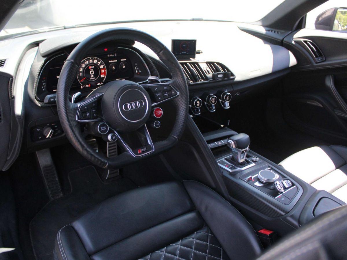 Audi R8 V10 5.2 FSI 540 S Tronic 7 Quattro Gris - 7
