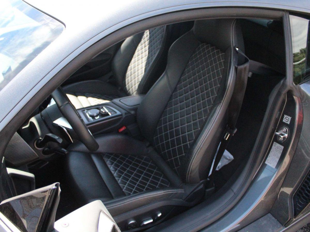 Audi R8 V10 5.2 FSI 540 S Tronic 7 Quattro Gris - 8
