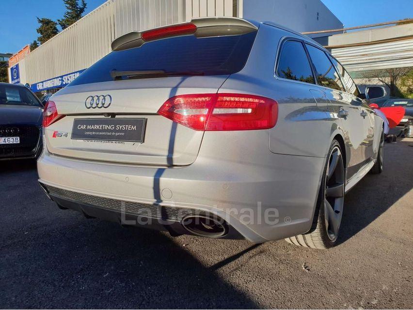 Audi RS4 (4E GENERATION) AVANT IV AVANT 4.2 V8 FSI 450 QUATTRO S TRONIC 7 Gris Clair - 5