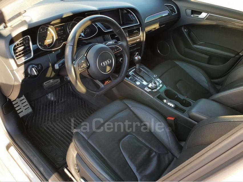 Audi RS4 (4E GENERATION) AVANT IV AVANT 4.2 V8 FSI 450 QUATTRO S TRONIC 7 Gris Clair - 7